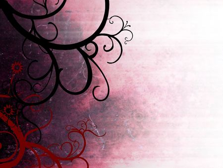 Grunge style ornate background Stock Photo - 506273