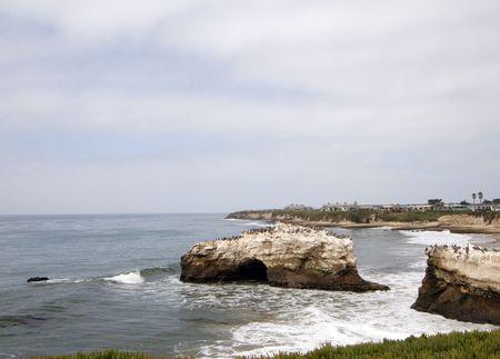 View of Big Sur, California photo