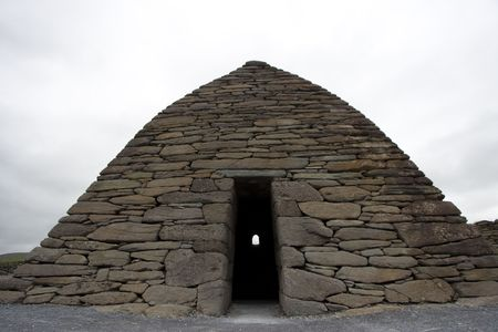 Gallarus Oratory, an early Christian Church, County Kerry, Ireland