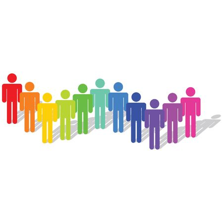 Business Concept - Diversity Stock Photo - 2734305