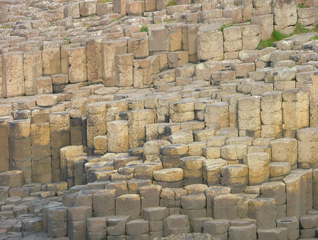 geological feature: Giants Causeway