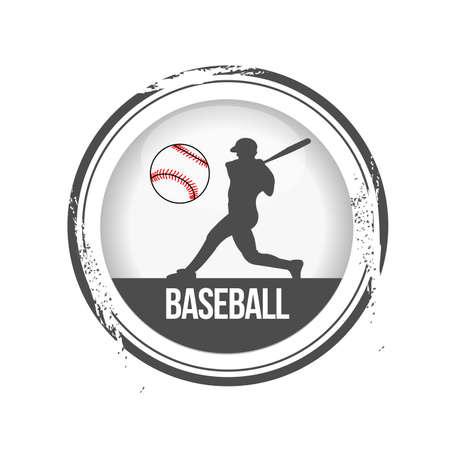 stamp Baseball