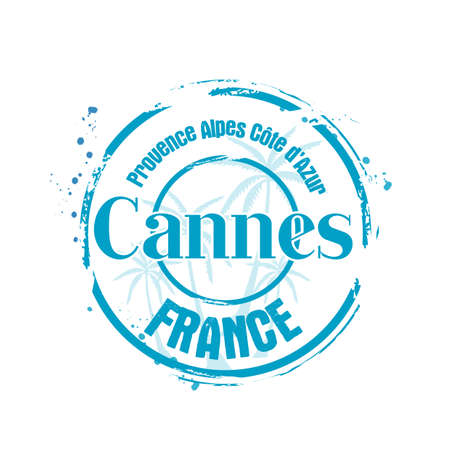 stamp Cannes