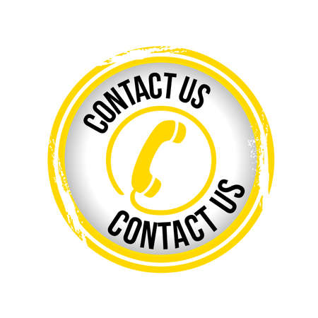 Contact us Stock Vector - 17280747