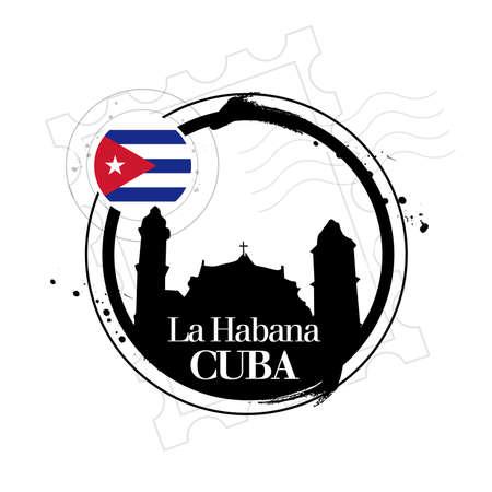 stamp Cuba
