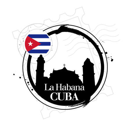 havana cigar: stamp Cuba