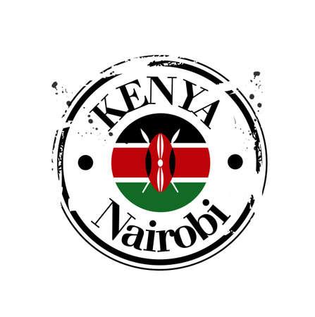 stamp Kenya