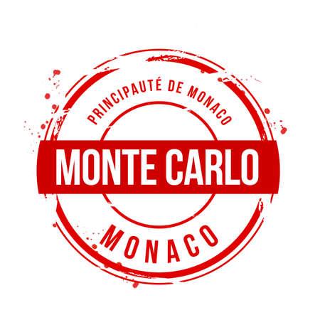 monte: stamp Monte Carlo