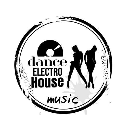 musica electronica: estampar m�sica bailable