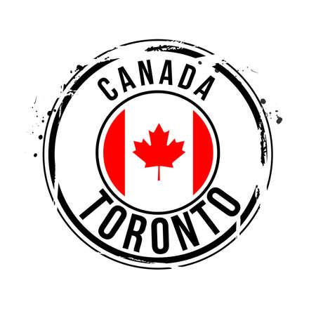toronto: stamp Toronto