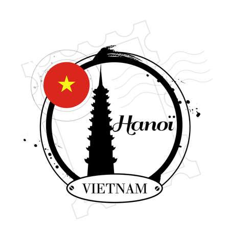 culture school: stamp Vietnam
