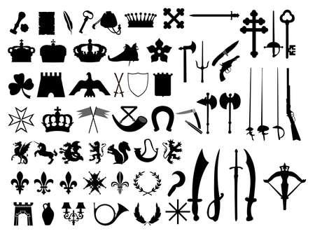 sabel: Retro symbolen