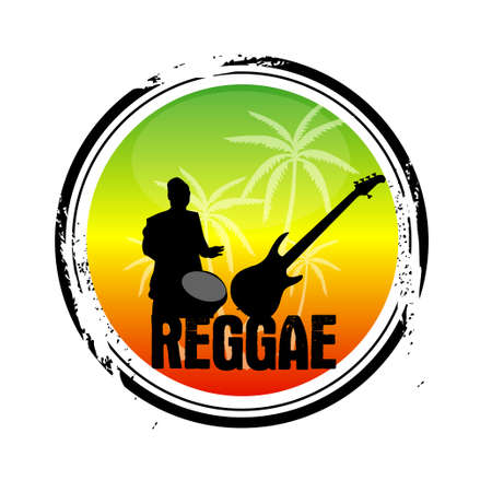 sello de reggae