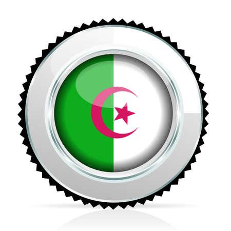 alger: medaglia d'Algeria