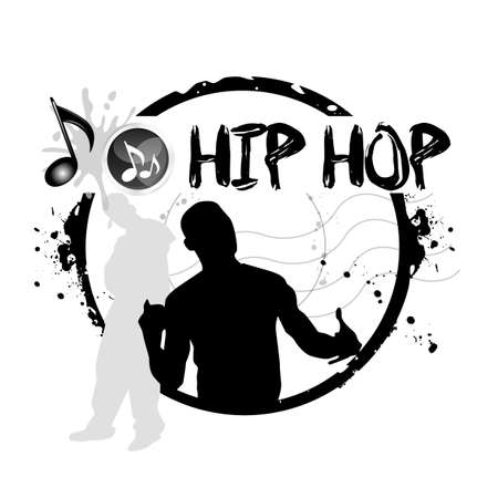 timbre: timbre Hip Hop Illustration