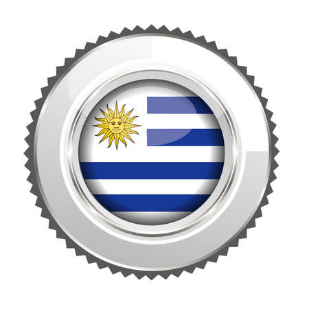 medal Argentina Stock Vector - 20855889