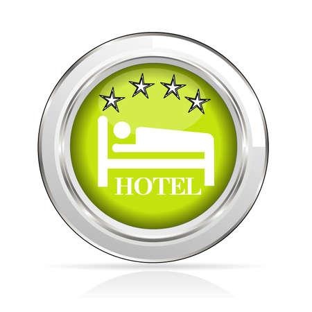 medal hotel Vector