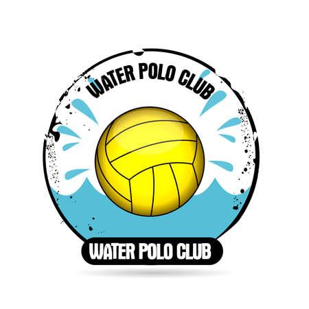 waterpolo: sello club de waterpolo