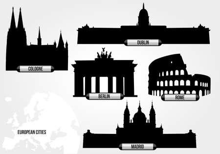 european cities: european cities