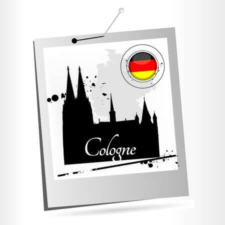 Cologne Vector