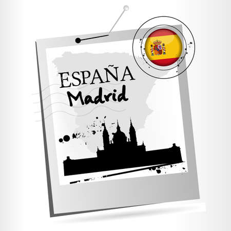 Madrid Vector