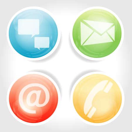 icono comunicacion: comunicaci�n ic�nico