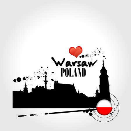 warsaw: Warsaw illustration