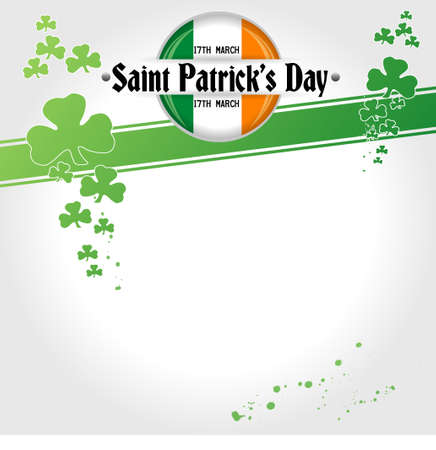 saint patrick s day Vector