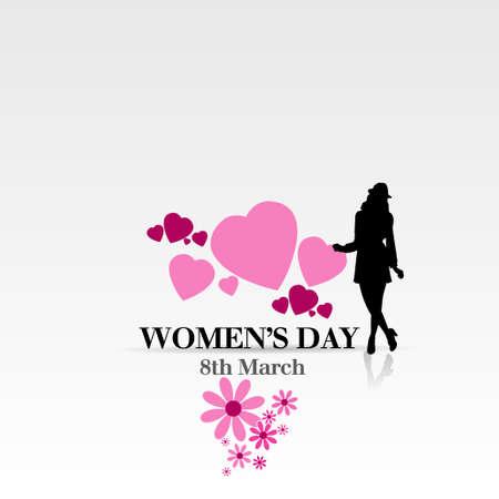 calendrier jour: Le jour des femmes de