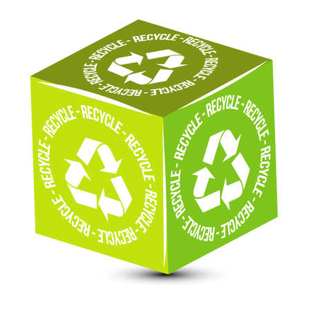 icon recycle Vector