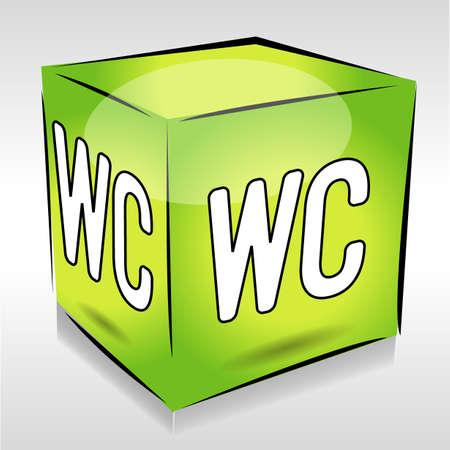wc: wc cube