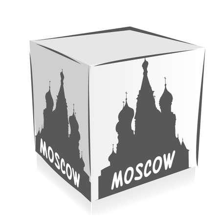 Moscow icon Vector
