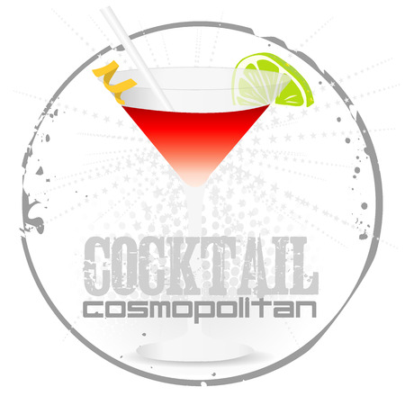 sec: Cocktail Cosmopolitan