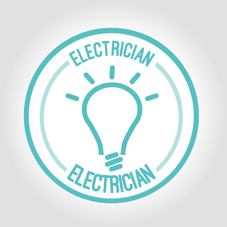 electrician: icon electrician