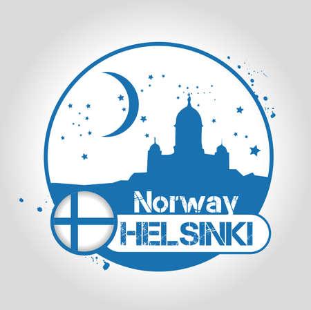 helsinki: Stamp Helsinki