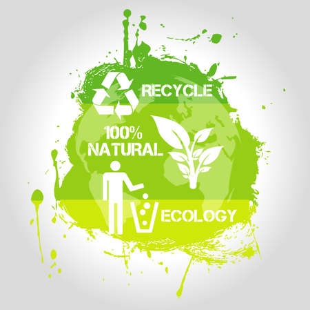 Background Ecology Vector