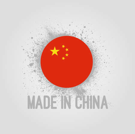 made in china: made in china background