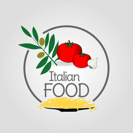finest: Italian food icon