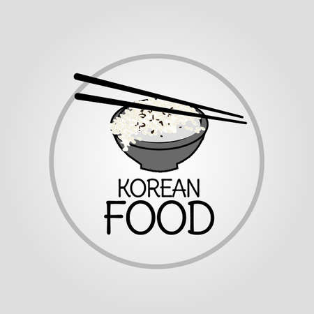 finest: Korean food icon