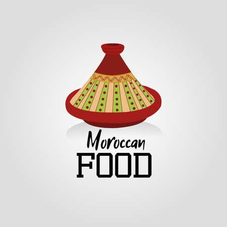 food: Moroccan food icon