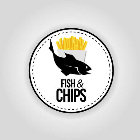 fish and chips: Fish and chips icon