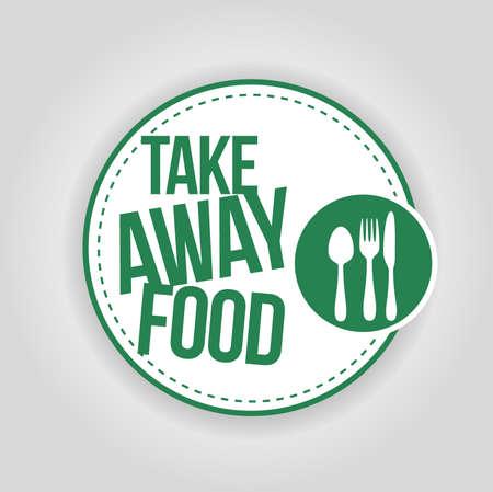 food: Take away food icon