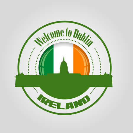 ireland cities: Welcome to Dublin