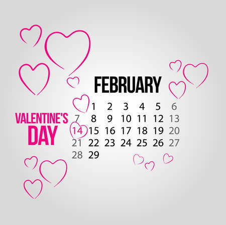 the day: Valentines day