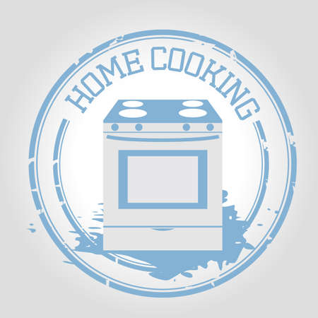 home products: Home cooking stamp