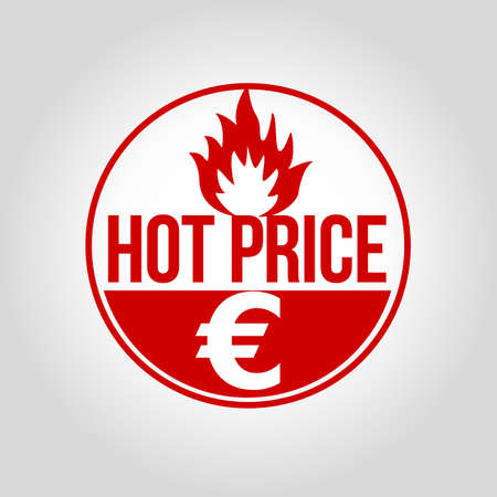 the hot: Hot price stamp