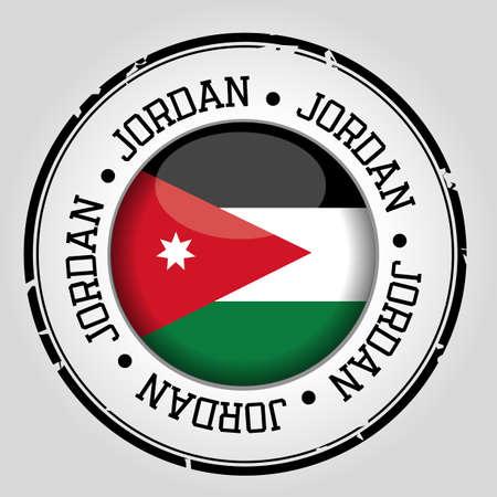 jordan: Jordan stamp