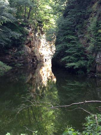 Blackhand の峡谷 写真素材