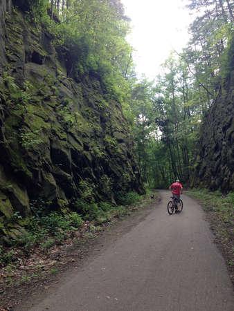 Blackhand Gorge bike trail