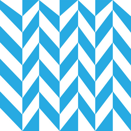forth: blue and white zigzag background showing blue and white shading back and forth Illustration